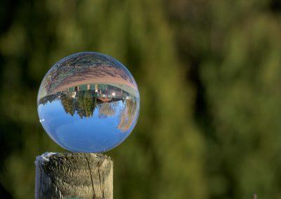 Glazen Bol voor Fotografie bij ons altijd haarscherp en gegarandeerd glas helder | GlazenBollen.NL